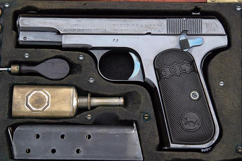Colt serial number lookup