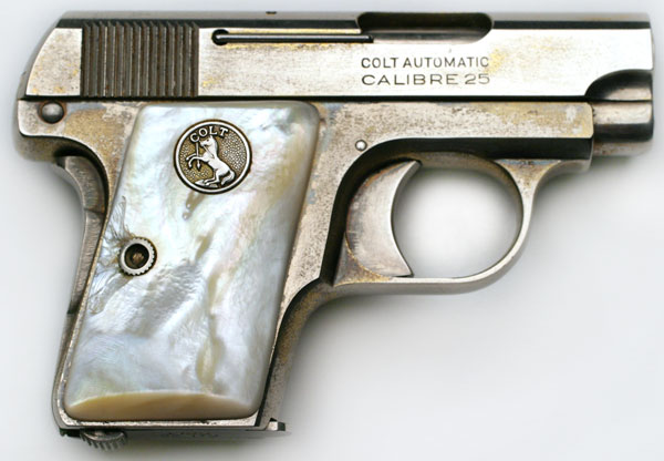 I also own an original 1906 fn baby browning in 25acp which is essentially the exact same gun as the colt baby