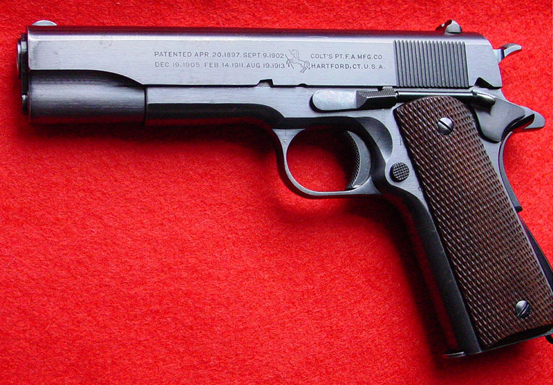 Colt 1911 Serial Number Search